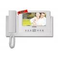 """COMMAX Video Door Phone CDV-71BE 7"""" Color Handset & Handsfree with Video memory"""